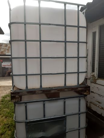 Bazin/cub 1000 litri