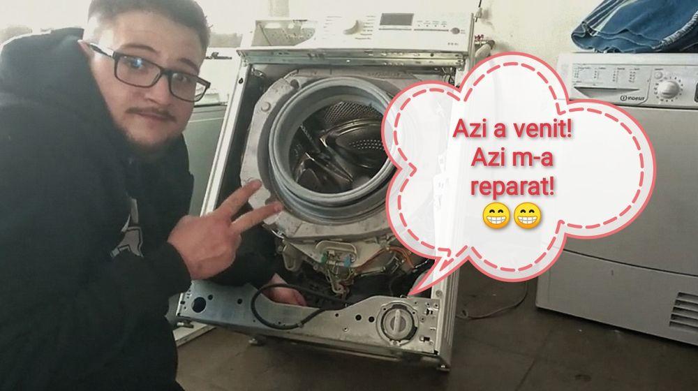 Reparatii Masini de Spalat Rufe si Vase Arad Arad - imagine 1