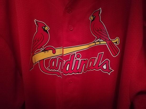 Jersey MLB Cardinals - NBA, NFL