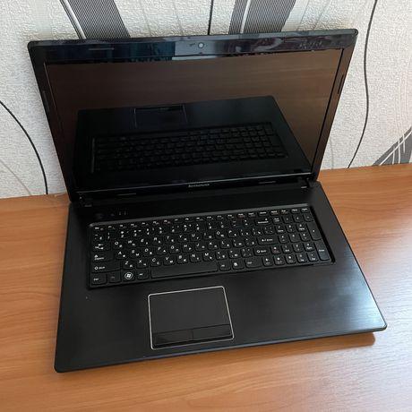 Мощный, надежный ноутбук Lenovo G780 Core i5 в отличном сост+доставка