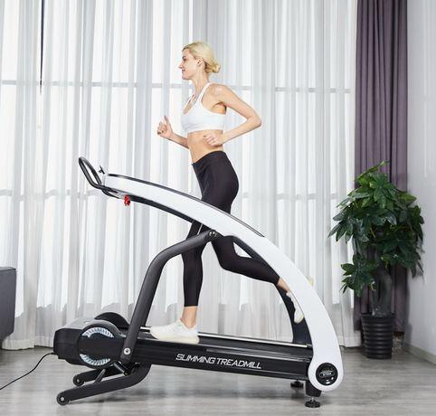 Banda de alergare electrica pentru acasa MBH Fitness, Luxury ST01A