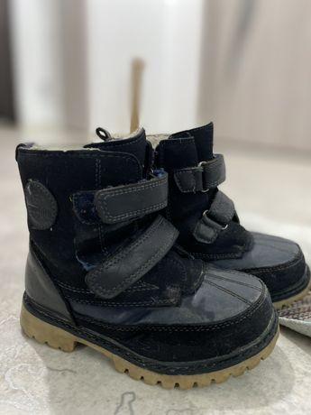 27 размер обувь зимняя