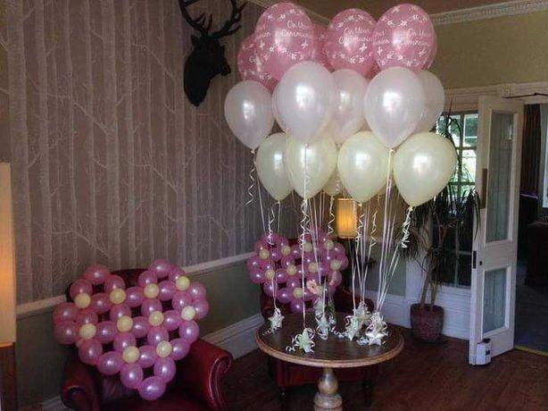 Baloane încărcate cu heliu 5 lei