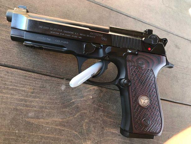 Pistol Airsoft PUTERNIC 4,4JOULI Pachet complet BILE+Co2 Beretta