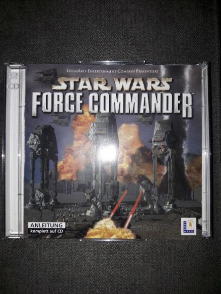Star Wars: Force Commander, само диск 1