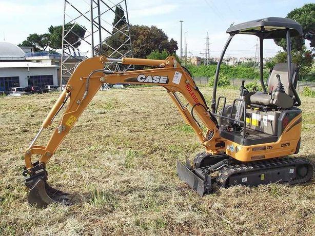 Piese miniexcavator CASE CX17B   CX27B   CX31B