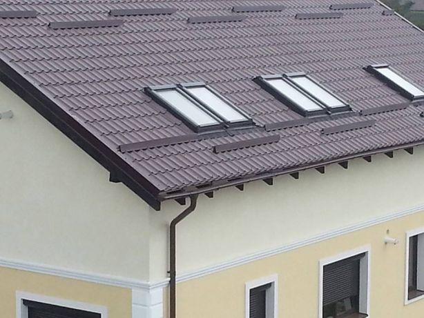 Dulgherie, mansardare, montaj acoperis, reparatii profesionale