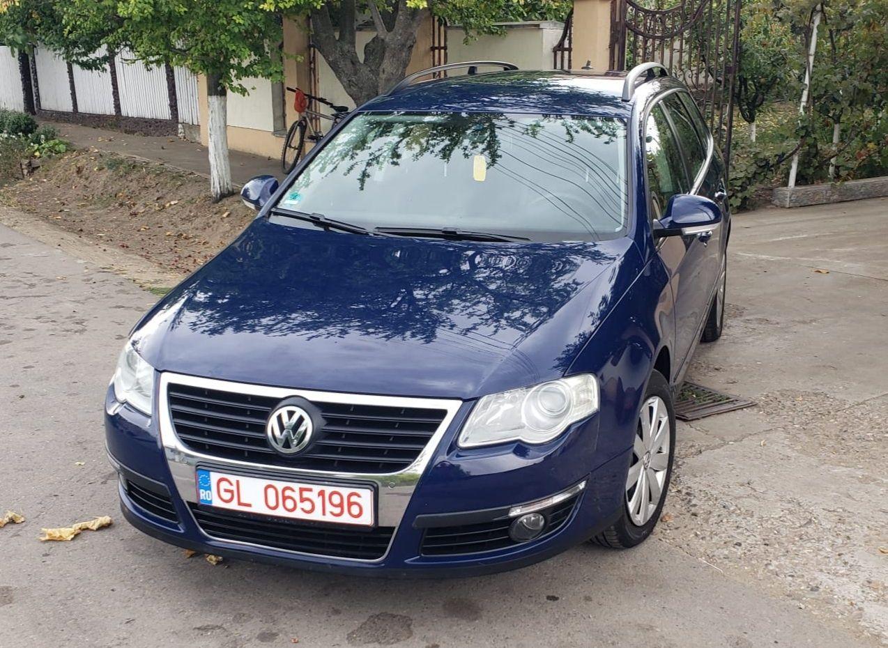 Volkswagen PASSAT B6 2009 Euro 5