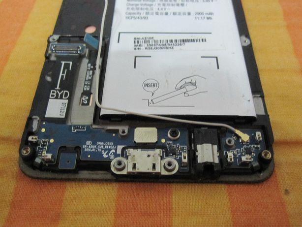 Modul/Banda flex USB incarcare Samsung A5 2016-ieftina