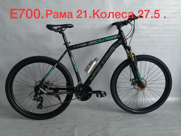 Велосипед Petava E700, 21 рама -27,5 колеса