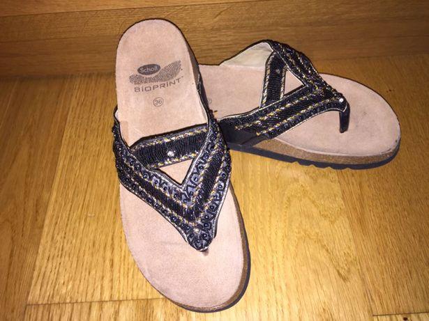 papuci ortopedici slapi sandale saboti Sholl