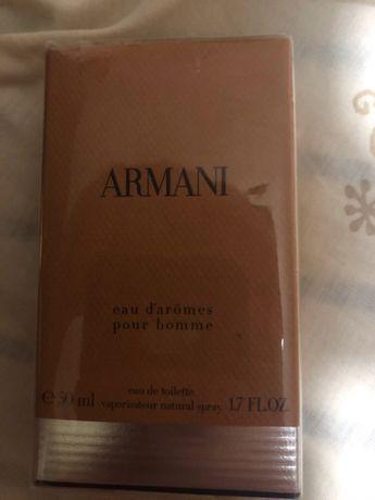 Продавам оригинален ARMANI pour homme 50 ml