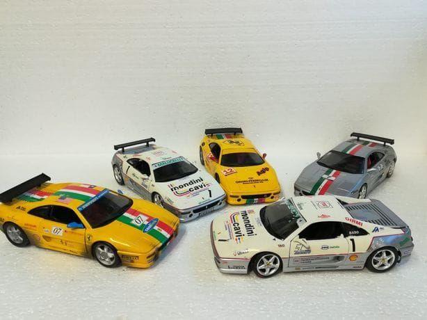 Macheta auto 1:18, Ferrari F355 Mattel, Hotweels