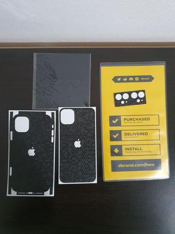 Folie spate dbrand iphone 11 pro