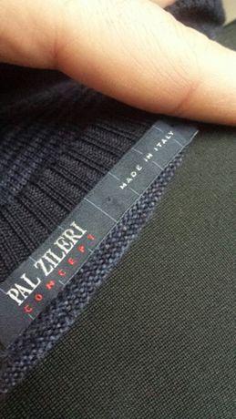 Дизайнерски пуловер Pal Zileri Extrafine Merino Italy Mens Size М