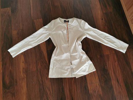 Чисто ново Дамско сако бяло