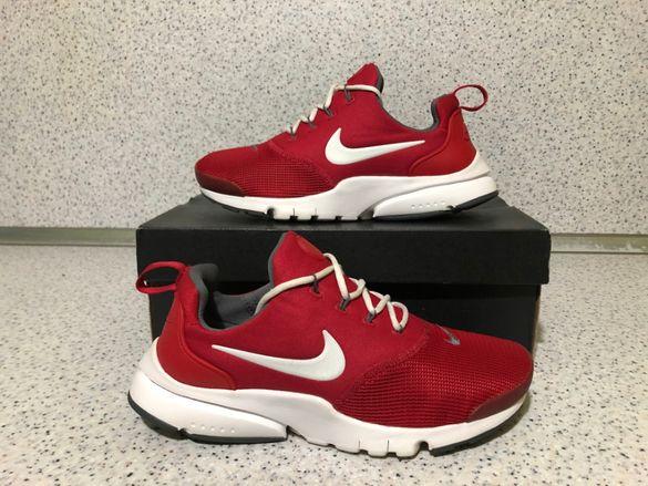 ОРИГИНАЛНИ *** Nike Presto Fly / Red & white Унисекс