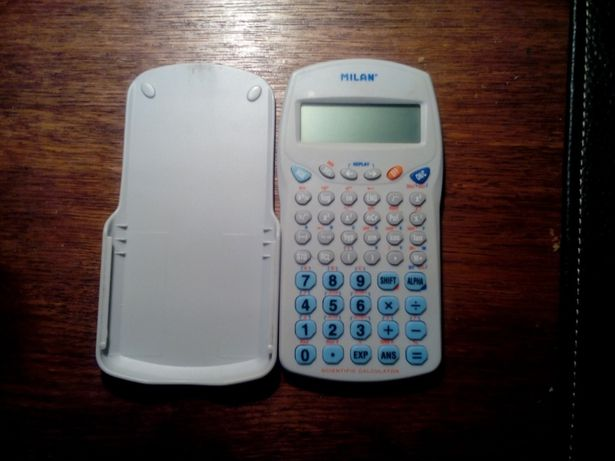 Calculator stintific