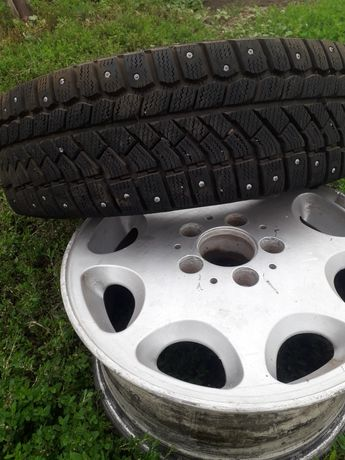 Комплект 4шт диски и колесами