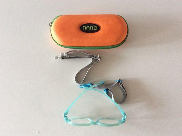 Диоптрични детски рамки/очила за момче Nanovista - 2-4 години