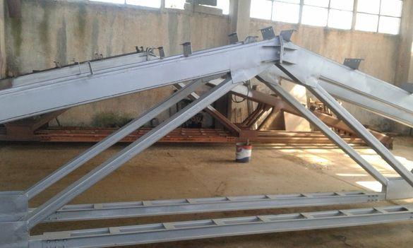 Метална конструкция