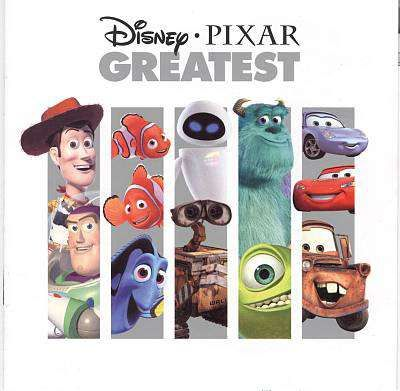 Колекционерски карти за албума на Дисни Пиксар/ disney pixar