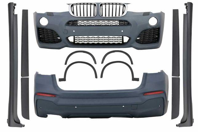 Kit Pachet M BMW F26 X4 (2014-2018) M-Tehnic Design