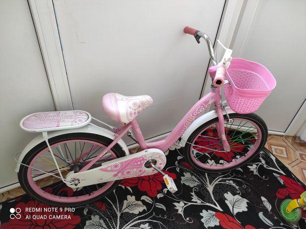Велосипед для девочек!
