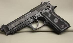 SUPER Pistol Airsoft Co2gaz Modificat (Mecanism) Full Metal 6.04mm