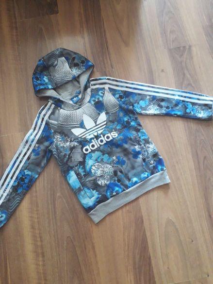 Adidas - детски суичър 9-10г