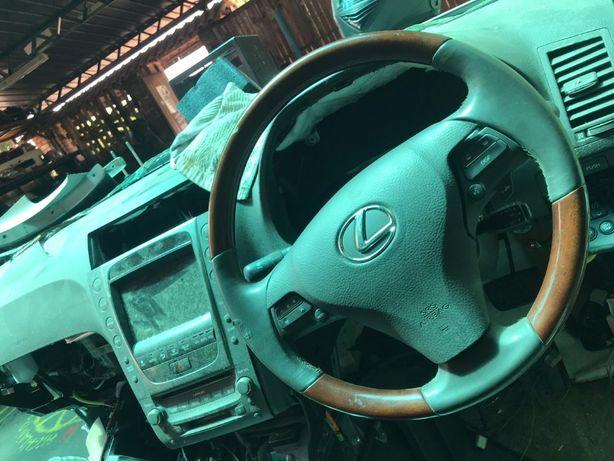 Руль на Lexus GS300