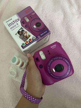 Instax mini 9 фотоаппарат