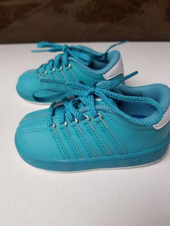 Детски обувки К.SWISS сини