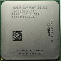 AMD Athlon 64 X2 5200+ /2.7GHz/