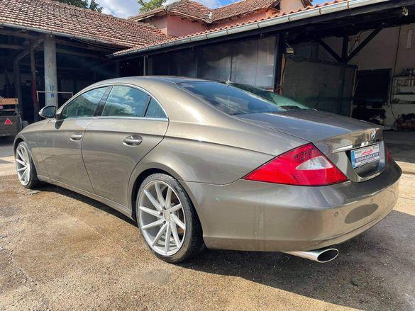 Само на часто Mercedes CLS 350