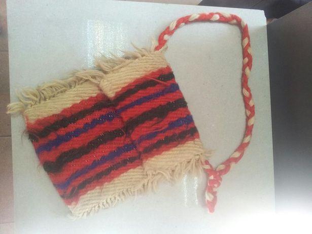 Tradițional Românesc Taşcă geantã poseta straiță