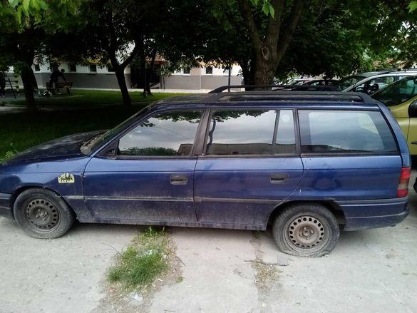 Opel Astra H Caravan 1.6i 75hp