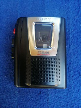 SONY TCM-16 Cassette - Corder.