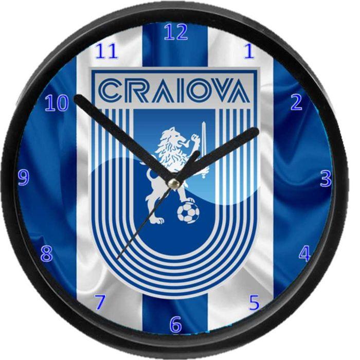 Ceas de perete cu Craiova Bucuresti - imagine 1