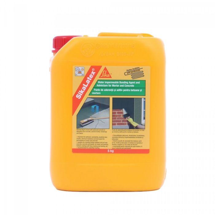 Sika Latex aditiv pentru betoane si mortare 5 kg