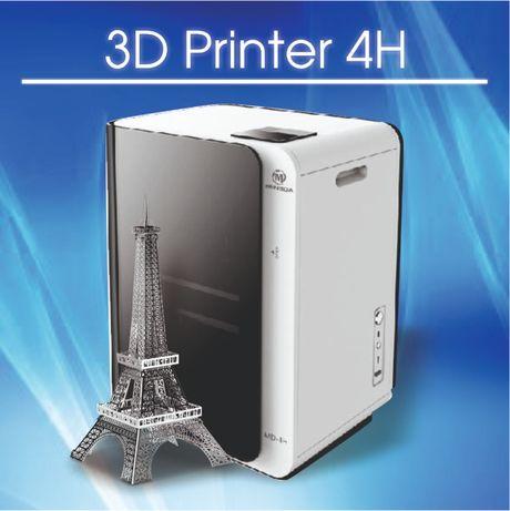 Наличен! 3D Printer / 3D принтер 20x20x30cm -