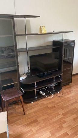 Горка (стенка) с местом для телевизора