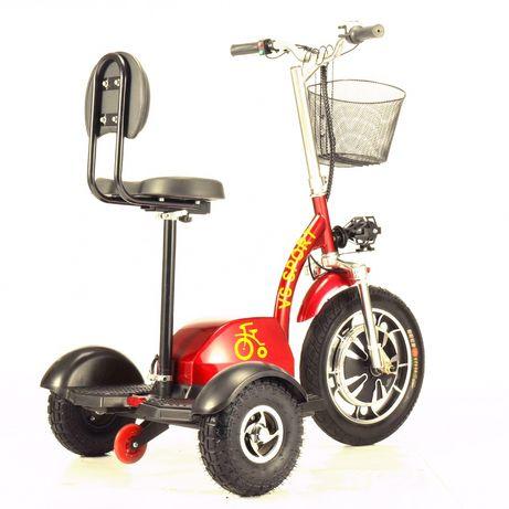 НОВО ! Електрически скутер / Електрическа триколка за възрастни