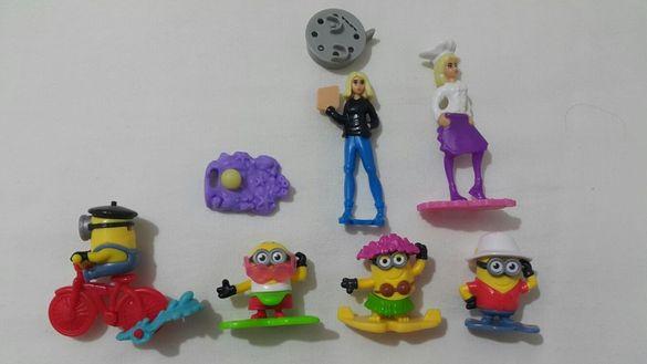 Киндер играчки-киндер играчки