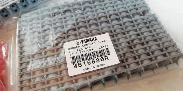 Din nou în stoc contacte originale pentru clape Yamaha seria PSR și Ty