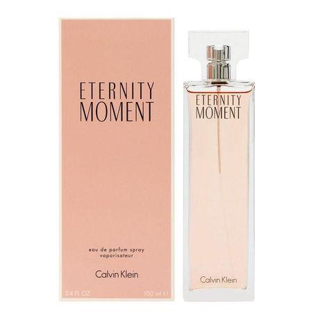 Calvin Klein Eternity moment 100мл едп за жени