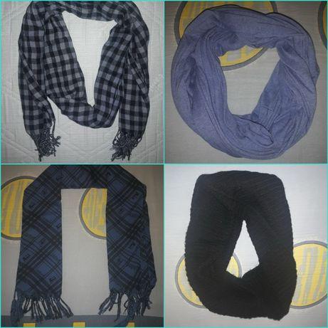 Четири нови унисекс шала! Стилни, модерни и комфортни!