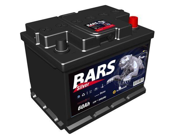 Аккумуляторы BARS Siver Gold 1 год гарантии. Обмен на старые.