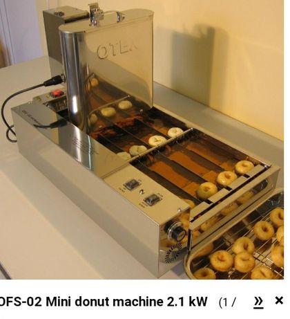 Automat gogoși pufoase