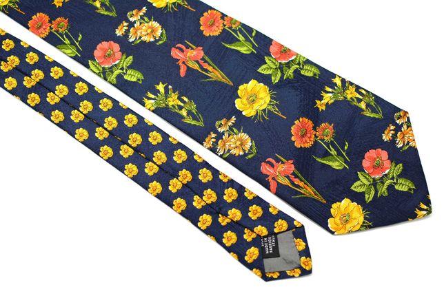 Cravata Barbati Kenzo 10 x 139 cm Flori Multicolora Matase CR154